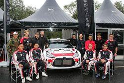 CRC龙游,DS3 R5,王华,WRC