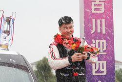CRC龙游,王华,DS3 R5