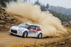 CRC龙游,DS3,WRC,王华