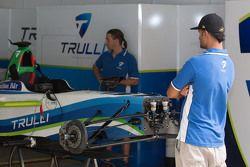 Ambiance dans le garage Trulli