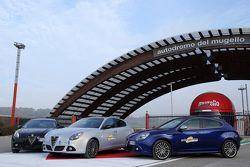 L'équipe Motorsport.com aux Finali Mondiali Ferrari 2015