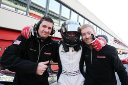 Coppa Shell, Gregory Romanelli, holt sich die Pole-Position