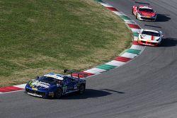 #55 Scuderia Autoropa Ferrari 458: el grupo de