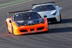 #52 CDP Ferrari 458: Renato di Amato voor #93 Foitek Racing Ferrari Nicolas Sturzinger