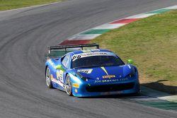 #66 StieF Squadra Corse Ferrari 458: Джо Макари