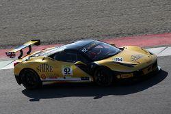 #32 StileF Squadra Corse Ferrari 458 : Andreas Segler