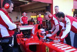 Команда Ferrari в Формуле 1
