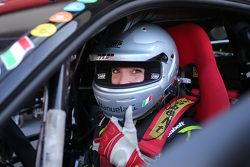 #183 Ineco - MP Racing Ferrari 458 : Manuela Gostner prête à partir