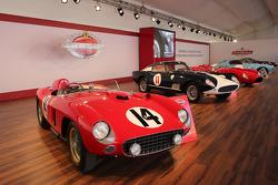 Esposizione delle Ferrari d'epoca