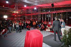 Пресс-конференция анонсирующая Мировой Финал Ferrari 2016 в Дайтоне