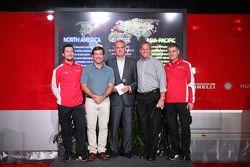 Conférence de Presse annonçant les Finali Mondiali 2016 à Daytona