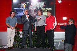 #88 Baron Service Ferrari 458: Florian Merckx