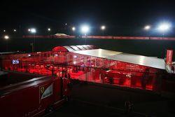 L'hospitality Ferrari