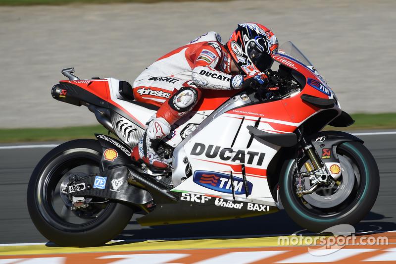 Valence 2015 - Andrea Dovizioso (Ducati)