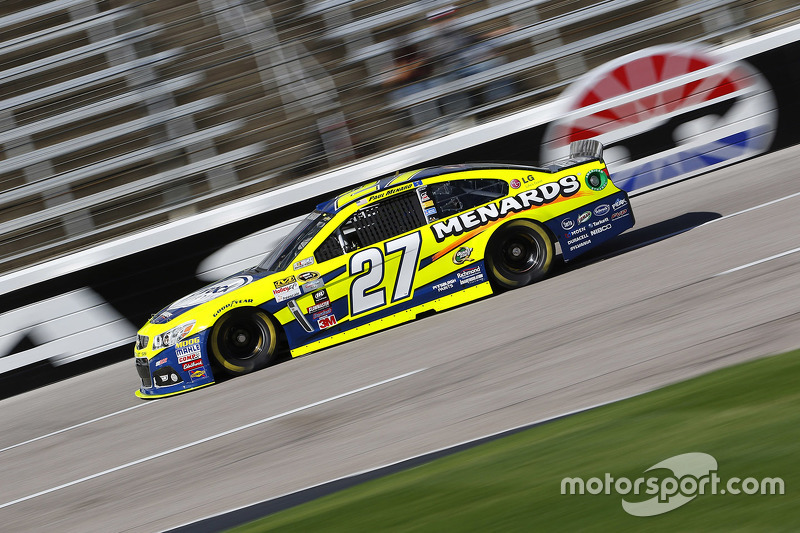 Startnummer 27: Paul Menard (Childress-Chevrolet)