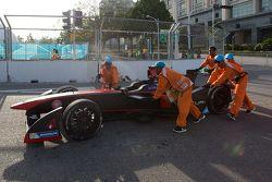 Das Auto von Jacques Villeneuve, Venturi