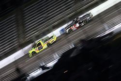 Matt Crafton, Thorsport Racing and Erik Jones, Kyle Busch Motorsports