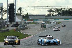 #25 Algarve Pro Racing Ligier JSP2: Michael Munemann, Dean Koutsoumidis, James Winslow