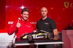 #88 Baron Service Ferrari 458 : Florian Merckx vainqueur du trophée de la plus belle livrée