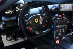Ferrari FXX Programme, interno Ferrari FXX K