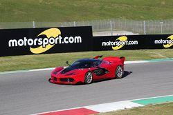 Ferrari FXX-Programm, Ferrari FXX K in Aktion