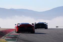 Ferrari FXX, Ferrari FXX K programa en acción