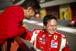 Giancarlo Fisichella, AF Corse Peter Mann