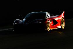 Ferrari FXX Programa, Ferrari FXX K en acción