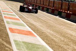 Ferrari F1 Clienti dans les stands