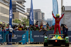 Winnaar Lucas di Grassi, ABT Schaeffler Audi Sport