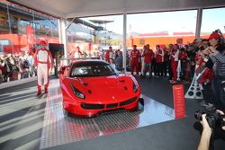 La Ferrari 488 GT3