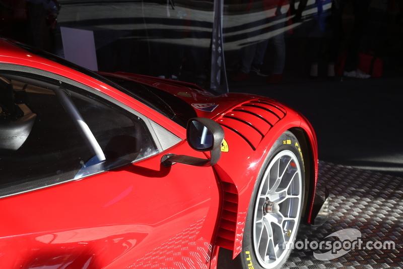 De Ferrari 488 GT3