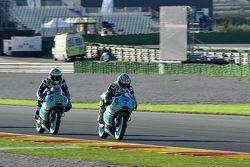 Efren Vazquez, Leopard Racing y Hiroki Ono, Leopard Racing