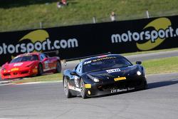 #548 CTF Group Ferrari 458: Bo Song