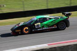#46 Octane 126 Ferrari 458: Max Blancardi