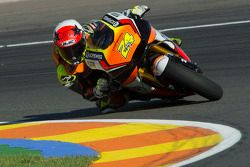 Toni Elias, Forward Racing Yamaha