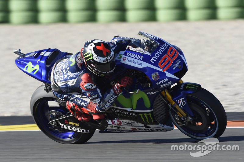 330 Punkte: Jorge Lorenzo 2015 (MotoGP)