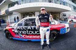 Ganador de la pole Santiago Tovar, Escudería Telmex
