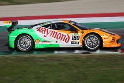 #180 Kessel Racing Ferrari 458: Гаутам Сингания