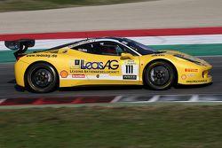 #111 Lueg Sportivo Ferrari 458: Хольгер Хармсен