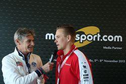 Toni Vilander, AF Corse