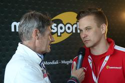 Тони Виландер, AF Corse