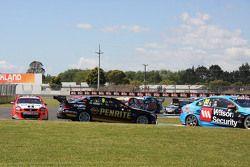 Will Davison, Erebus Motorsport Mercedes crash