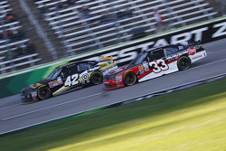 Kyle Larson, HScott Motorsports with Chip Ganassi e Austin Dillon, Richard Childress Racing Chevrole