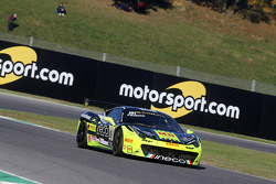 #181 Ineco - MP Racing Ferrari 4548: Erich Prinoth