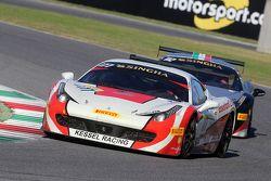 #177 Kessel Racing Ferrari 458: Фонс Шелтема