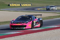 #173 Ineco MP - Racing Ferrari 458 Corinna Gostner