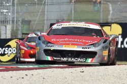 #50 Ineco - MP Racing Ferrari 458 : David Gostner