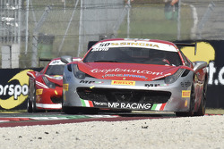 #50 Ineco - MP Racing Ferrari 458: David Gostner