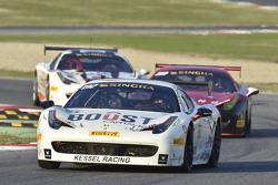#192 Kessel Racing Ferrari 458: Jaques Duyver
